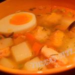 рыбный-суп