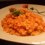 чечевица с луком и морковью