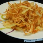 хрустящая картофельная соломка