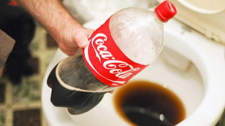 10 удивительных трюков с кока-колой