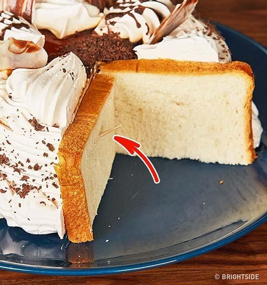 hleb i tort
