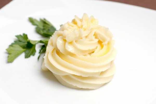 картофельное пюре воздушное