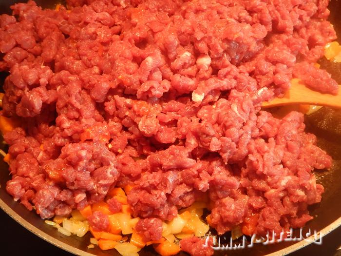 Мясной соус для макарон